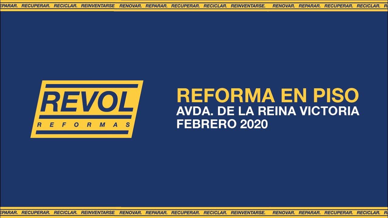 Reforma Integral Piso Zona Reina Victoria