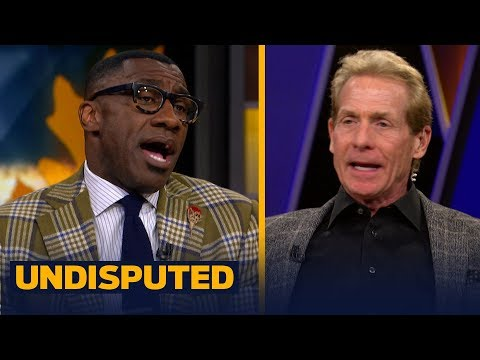Skip and Shannon discuss Tom Brady being listed on the Patriots' injury report   NFL   UNDISPUTED
