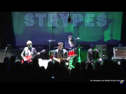 The Strypes Great Good Friday concert from The Townhall Cavan Arts Space
