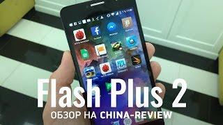 Обзор смартфона Alcatel Flash Plus 2   China-Review