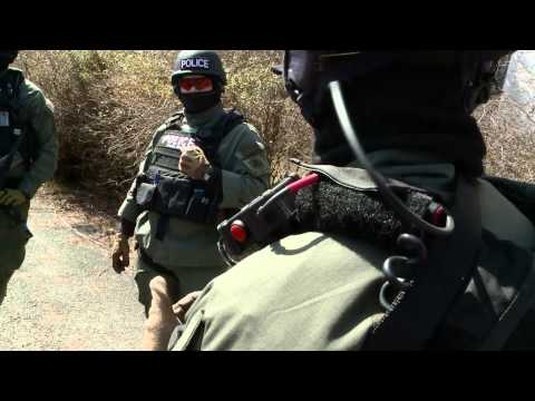ICE SPECIAL RESPONSE TEAM BEHIND THE SCENES TRAINING