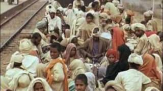 Partition of India - refugees displaced by the partition