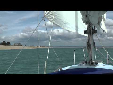 KeepTurningLeft Season 7 part 2 Littlehampton to Chichester Harbour in Westerly Centaur