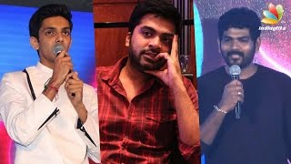 Vignesh Shivan's controversy about his Speech on Remo Title Song Launch