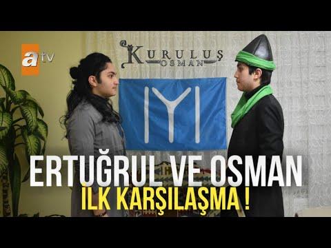 Ertuğrul Bey'in Gelişi - Kuruluş Osman Parodi (Tahmini)