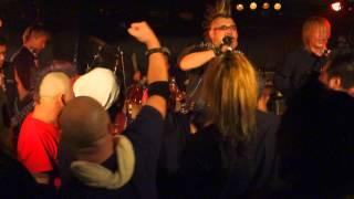 Veihaiz - Live at Earthdom Tokyo dec 21 2014 - Japanese PUNK!