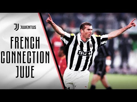 French Connection Juve | Highlights of our top French players in history