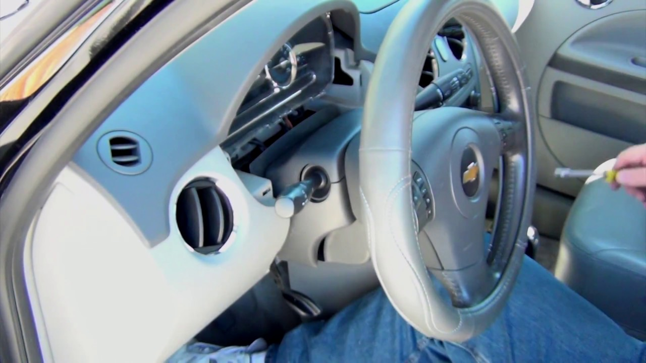 Replace Hhr Turn Signal Control Arm Quick Tutorials You Can Do This