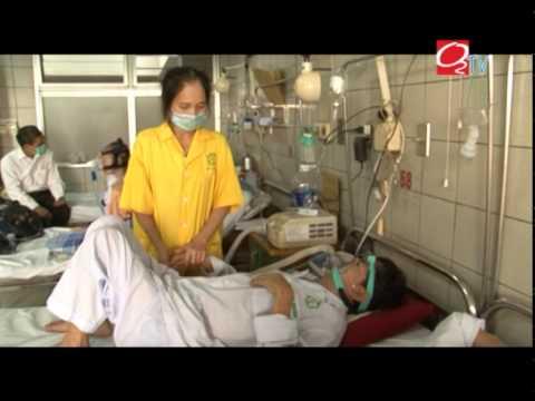 [O2TV][Nhật Ký O2] Thực trạng viêm phổi tắc nghẽn mãn tính