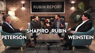 Jordan Peterson, Ben Shapiro, Eric Weinstein, and Dave Rubin LIVE! thumbnail