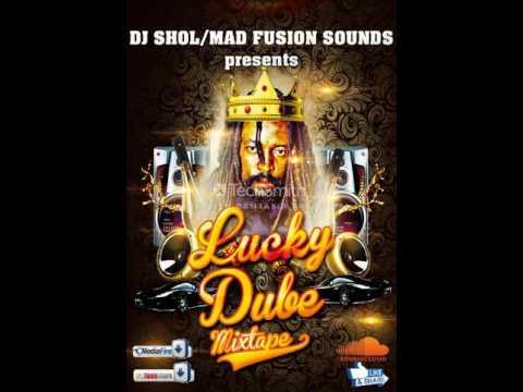 Lucky Dube Mixtape-DJ SHOL