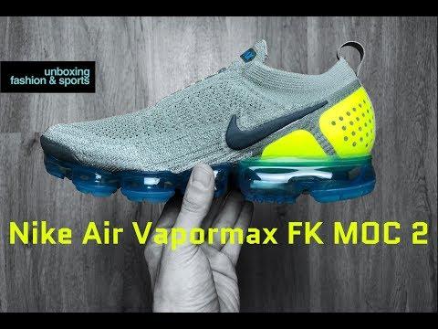 nike-air-vapormax-fk-moc-2-'mica-green/volt-neo-turq'-|-unboxing-&-on-feet-|-fashion-shoes-|-4k