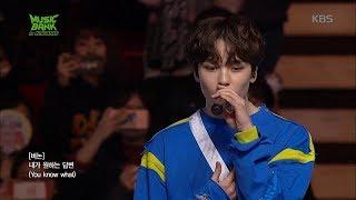 뮤직뱅크 in 홍콩 - 세븐틴(SEVENTEEN) X 에일리(Ailee) - Q&A.20190223