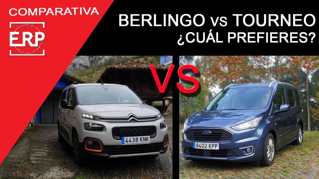 Download Citroen Berlingo Vs Ford Tourneo Connect Comparativa A Fondo In Hd Mp4 3gp Codedfilm