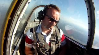 Мой полет на Як-52. Подарок на 30-ник