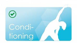 Abnehmen & Fettverbrennen 57: Conditioning mit Linda // 60 Minuten