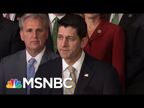 GOP Tax Plan Raises Taxes 'On Poor To Benefit Wealthy' | AM Joy | MSNBC