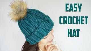"THE ""COSTA"" CROCHET HAT | CJ Design ♡"