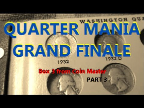 QUARTER MANIA GRAND FINALE !! UNBOXING the ULTIMATE SET of Q