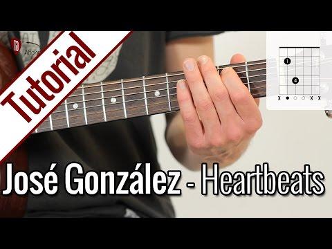 José González - Heartbeats   Gitarren Tutorial Deutsch