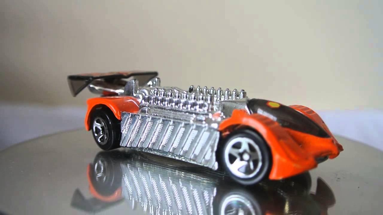 Krazy Car: Hot Wheels Krazy 8's Car