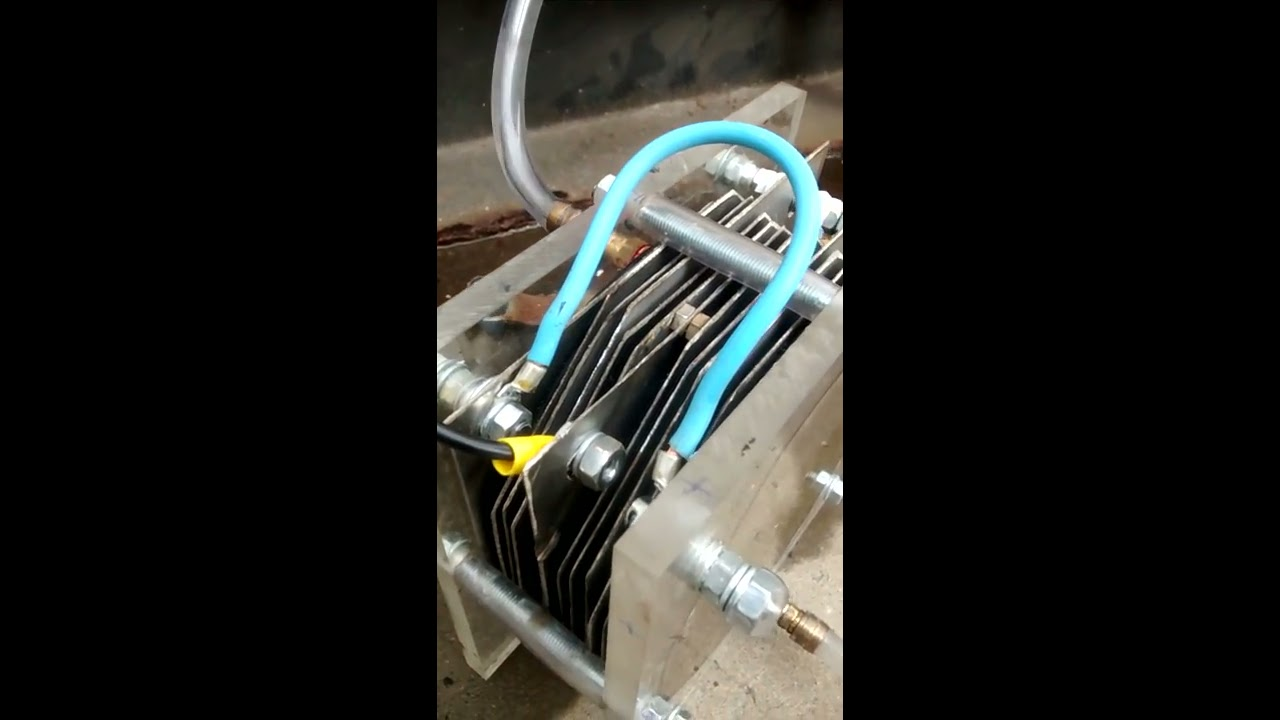28fdde37d5c Gerador de hidrogênio. O que ninguém explicou - YouTube