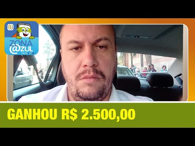 Valter Junior, da Vila Carolina, ganhou R$ 2.500,00