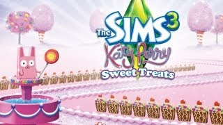 The Sims 3 Katy Perry's Sweet Treats Stuff Pack!