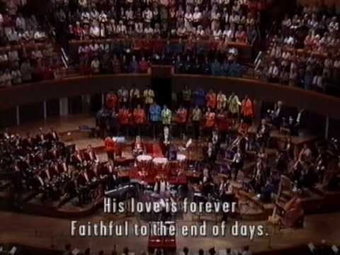 BBC Songs Of Praise '35th Anniversary'/Sing Of The Lord's Goodness