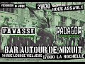 PADACOR + PAVASSE @ La Rochelle