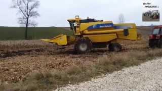 Wpadki 2014 :) Traktory W Błocie. Ryk Śilnika. Claas Zetor  Steyr Ursus New Holland.