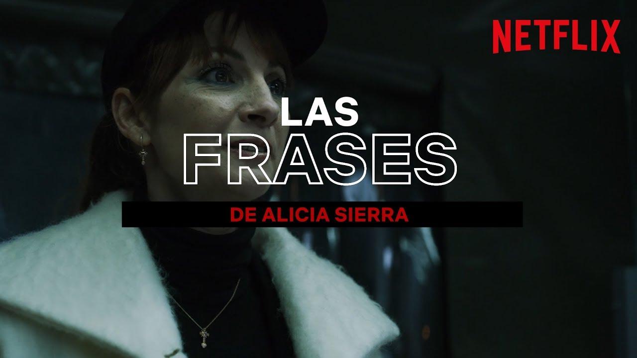 Mejores Frases De La Inspectora Sierra La Casa De Papel Netflix España