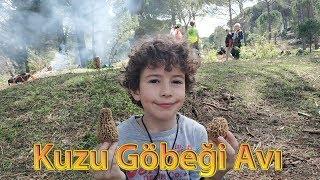 Kozak Yaylası Kuzu Göbeği Avı