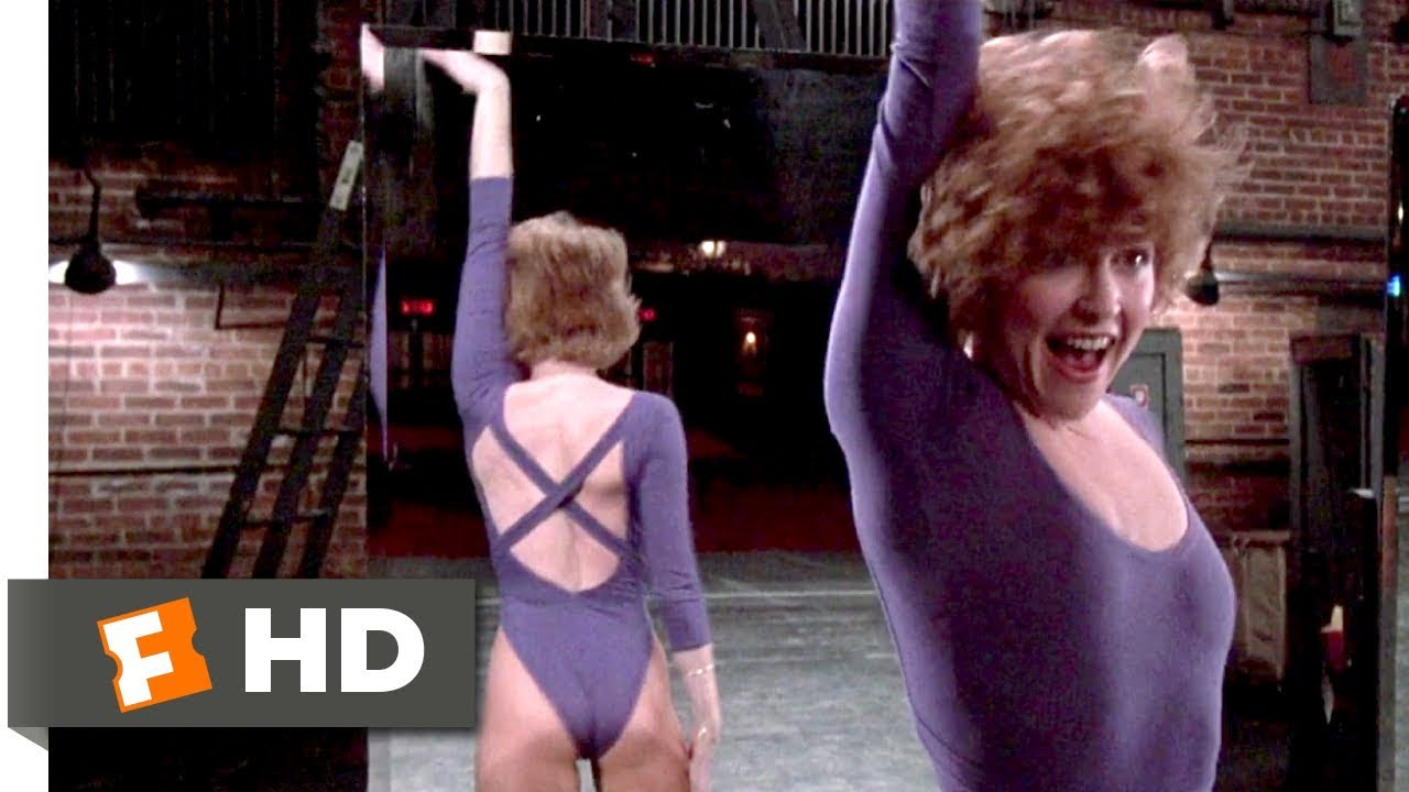 A Chorus Line (1985) - Let Me Dance for You Scene (5/8) | Movieclips