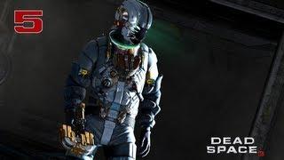 Прохождение Dead Space 3 - Часть 5 — Зашифрованное сообщение | C.M.S. «Грили»