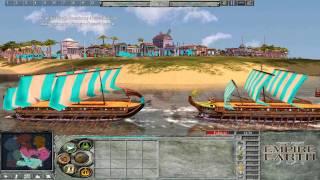 Empire Earth 2 - 2vs2vs2 - Age5 - Part 1/2 [032]