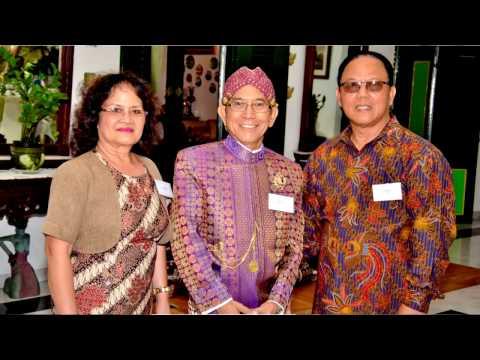 Antoon Sisal interview Garuda TV Suriname 3 april 2017