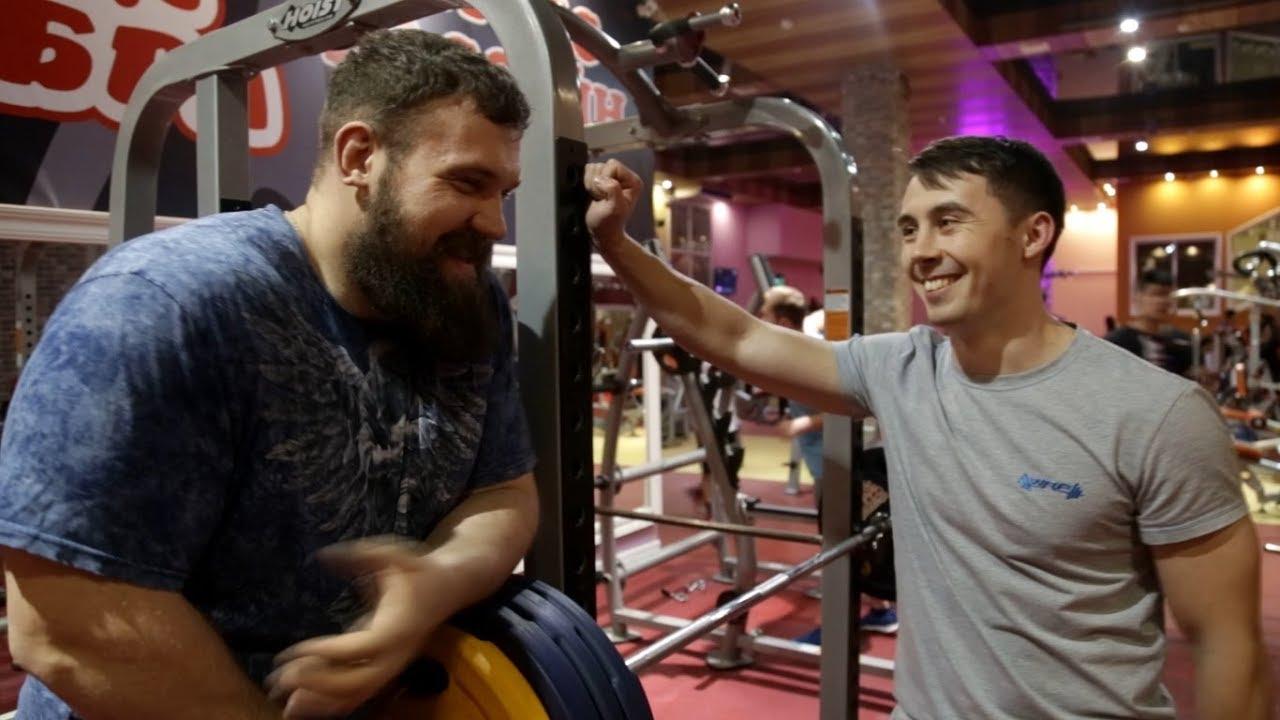 ЛУЦЕНКО. Тренировки с Сарычевым #1 Новый проект. Соревнования.