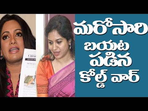 Singer Sunitha Anchor Udaya Bhanu COLD WAR AGAIN | Celebrities Latest Interview | Top Telugu TV