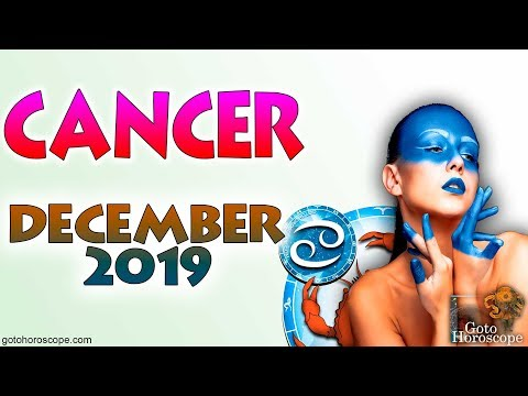 2020 Cancer Horoscope by decans: