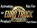 EURO TRUCK SIMULATOR-2 ACTIVATION or PRODUCT KEY