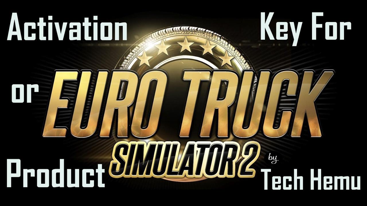 euro truck 2 activation key