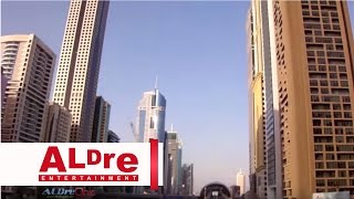 Dubai Extreme Skyline Amazing Space Trip 2016 [HD]