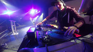 Scratch Master Slider @ Love Live Music Awards, The Neon, Newport - 01-10-17