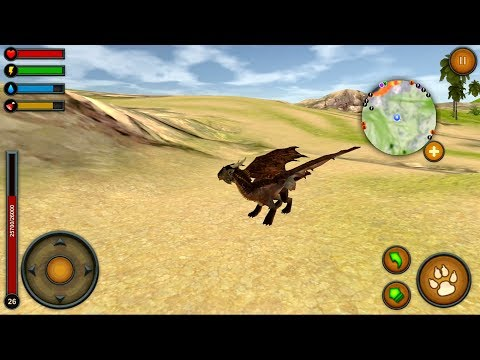 Dragon Multiplayer 3D Android Gameplay HD #3 - 동영상