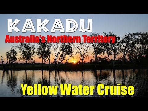 Yellow Water Cruise. Kakadu National Park. Australia. NT