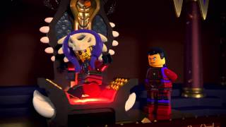 Chairful What You Wish For  - LEGO Ninjago - (filler)