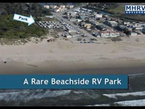 Beach Side RV Park For Sale In CA By MHRV Advisors 2010 05