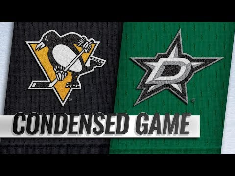 Pittsburgh Penguins vs Dallas Stars | Mar.23, 2019 | Game Highlights | NHL 2018/19 | Обзор матча
