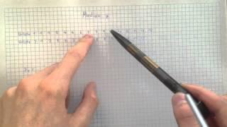 Median berechnen - Übung: Zentralwert in der Statistik ausrechnen